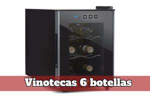 Vinotecas de 6 botellas online