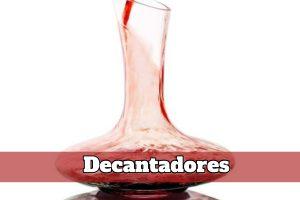 Comprar decantadores de vino online