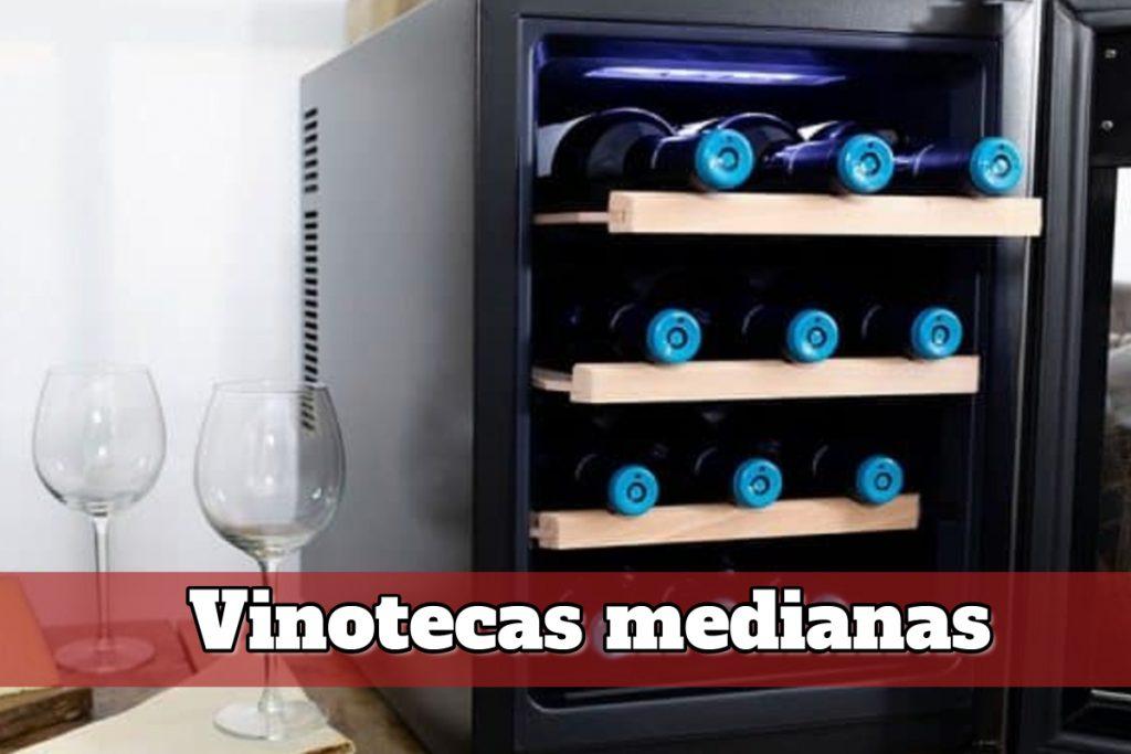 Comprar vinotecas medianas